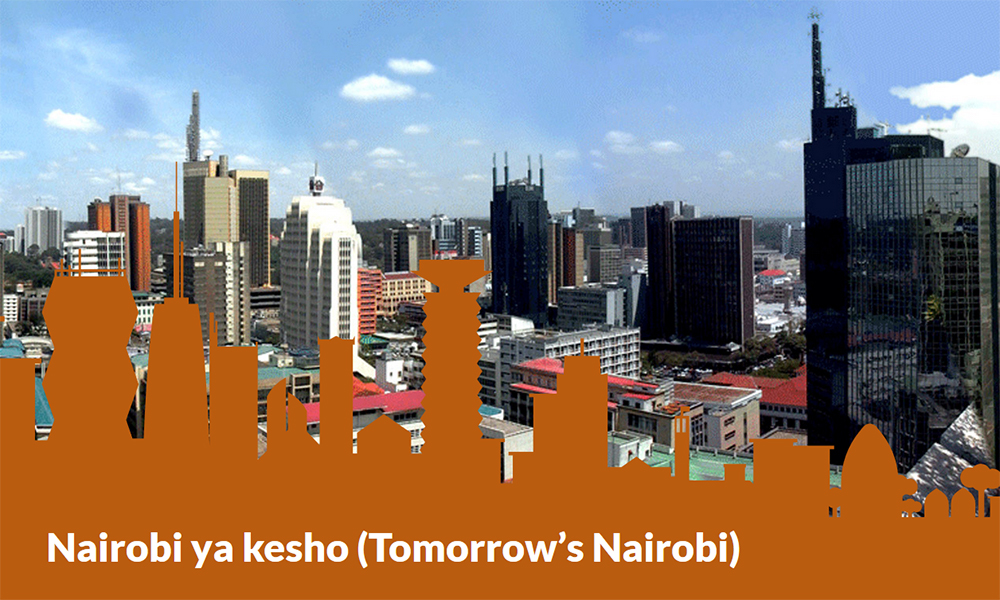 The Visioning Of A Future Resilient Nairobi
