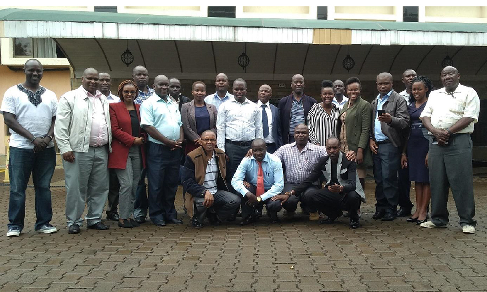 The Lake Region Economic Bloc (LREB) Counties Climate Change Planning And Developement For Climate Finance Access